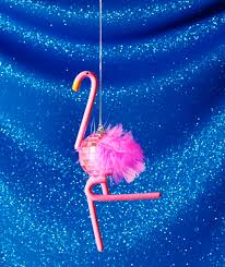 diy flamingo ornament a fabulous way to flock your tree