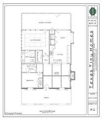 Skoolie Floor Plan Texas Tiny Homes Plan 1187