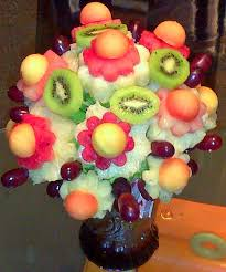 fruit bouque flowerandballooncompany archive fresh fruit bouquet