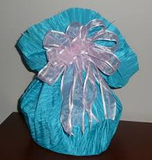 gift basket wrapping paper creative gift wrapping ideas for gift baskets using fabric
