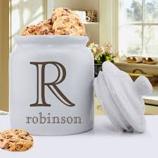personalized cookie jars personalized cookie jar
