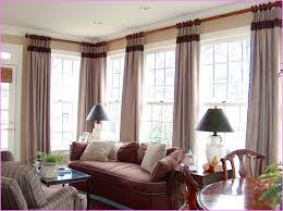 Covering A Wall With Curtains Ideas Sunroom Curtains Ideas With Mustard Wall Home Design Concept