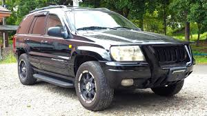 jeep models 2000 2000 jeep grand cherokee canada import japan auction purchase