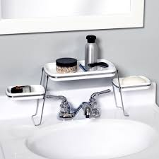 Small Shelves For Bathroom Small Shelves The Faucet Spaces Bright Bathroom
