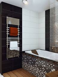 Modern Black And White Bathroom by Bathroom Small Bathroom Designs That Absolutely Satisfy Small
