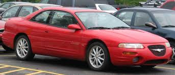2000 chrysler sebring information and photos zombiedrive