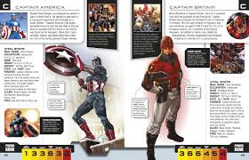 amazon com marvel the avengers the ultimate character guide