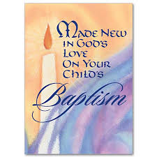 made new in god s baptism card child