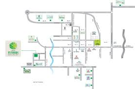 Noida Metro Route Map by Mahagun Mywoods Phase 3 Properties In Noida Extension