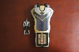 power rangers super megaforce silver morpher
