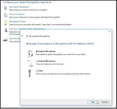 Proper Computer Desk Setup How To Set Up And Use Windows Speech Recognition News U0026 Opinion