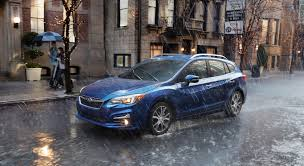 subaru sti 2017 2017 subaru impreza performance review the car connection
