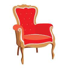 Clipart Armchair Baroque Furniture Clip Art Vector Images U0026 Illustrations Istock