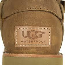 ugg noira buckle calf boots ugg australia noira acorn leather s flat calf boot
