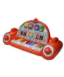 amazon vtech einsteins play u0026 learn rocket piano toys