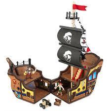 Kidkraft Princess Bookcase 76126 Kidkraft Pirate Ship Play Set For Sale Pinterest Pirate Ships