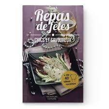 livre de recette de cuisine livre recettes repas de fêtes aromandise