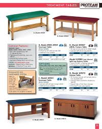 hausmann hand therapy table proteam by hausmann 2011 2013 catalog