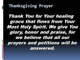 mcmc intercessory prayer ppt