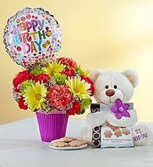 birthday bears delivered lotsa birthday arreglos florales gifts