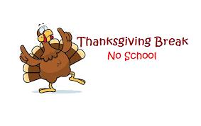thanksgiving vacation clipart clipartxtras