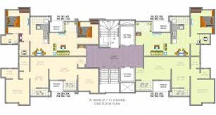 550 sq ft 1 bhk 1t apartment for sale in dreams corporation avani