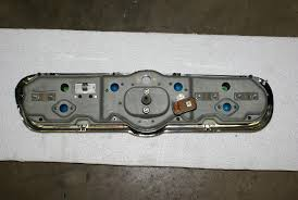 1965 mustang instrument cluster 1965 mustang door data plate is missing page 6 ford mustang forum