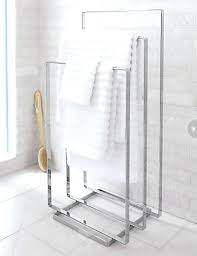 bathroom towel hanging ideas bathroom towel rack cool towel holder ideas for your bathroom 5