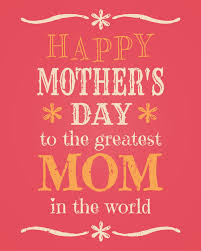 to the best mom happy mother s day card birthday happy mother s day 2013 beautiful cards vector images typography