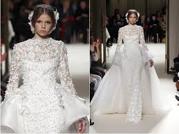 get inspired with some of the top wedding dresses from paris haute