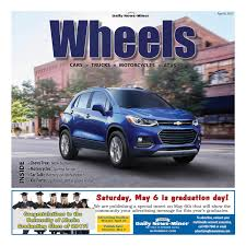 wheels april 6 2017 by fairbanks daily news miner issuu