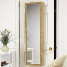 Over The Door Cabinet Organizer by Shelving Solutions Jewelry Cabinet Armoire Mirrored Jewelry
