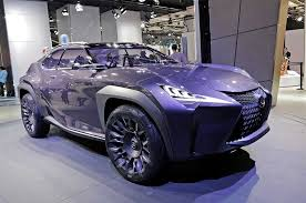 purple lexus lexus ux concept 2018 2019 u2013 the harbinger of the serial crossover