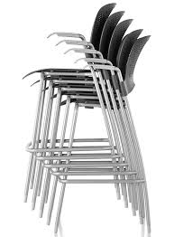 Caper Stacking Chair Caper Stacking Stool By Herman Miller