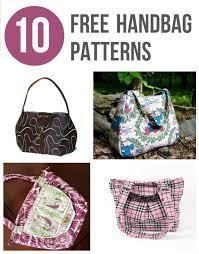 free handbag patterns top 10 purses to sew