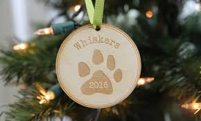 custom pet themed ornaments 2712 designs groupon