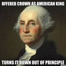 Washington Memes - george washington