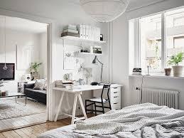 Scandinavian Room Scandinavian Interior Apartment With Mix Of Gray Tones