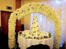 wedding arch kent arch cake kent