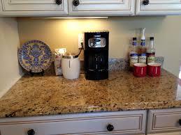 beige marble countertop kitchen island oak wood kitchen cabinet