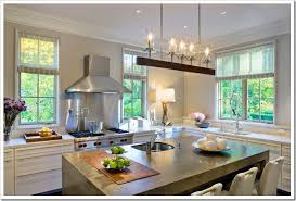 kitchens without cabinets kitchen with no upper cabinets home design plan