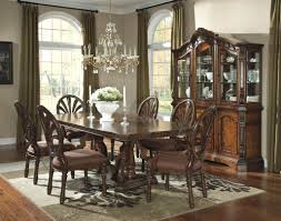 Dining Room Sets Ashley Furniture by Furniture Leahlyn Round Ashley Furniture Plano Dining Room Set