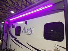 Rv Awning Led Light Strip How To Install Under Awning Led Strips Led Montreal