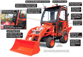 kubota compact tractor bx70 25d