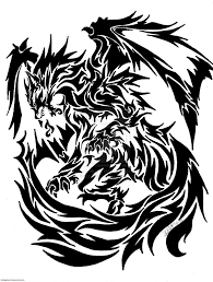 dragon and wolf tattoo design photo 2 2017 real photo pictures