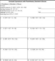 parentheses brackets u0026 braces worksheets u2013 the teachers u0027 cafe