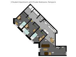 floor plans office of residence life university of wisconsin