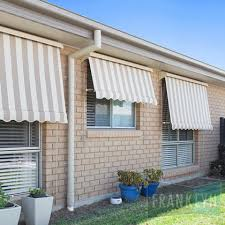 Fabric Awnings Brisbane Auto Roll Up Awning Franklyn Blinds Awnings Security