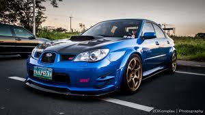 subaru impreza hatchback modified wallpaper brutal 2006 subaru impreza wrx sti exhaust sound youtube