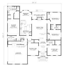 Jack And Jill Bathroom Plans 245 Best House Plans Images On Pinterest House Floor Plans